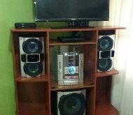 Muebles Para Equipos De Musica E6d5 Mueble Para Tv Y Equipo De sonido