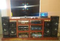 Muebles Para Equipos De Musica Etdg Mueble De Algarrobo Para Tv Equipo De Musica Y MÃ S
