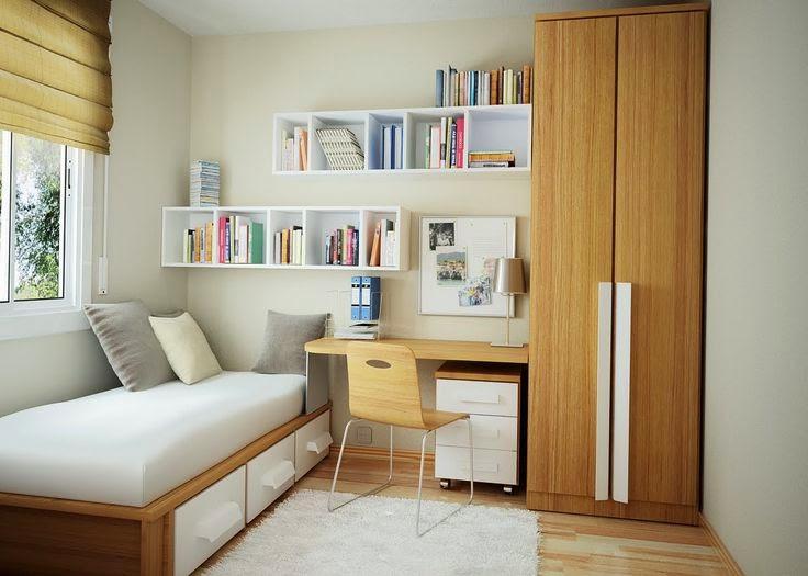 Muebles Para Espacios Pequeños D0dg Dise O De Dormitorios En Espacios Reducidos C3
