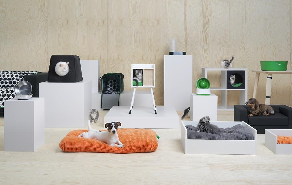 Muebles Para Gatos Ikea Etdg Ikea Mascotas Coleccià N De Accesorios Y Muebles Para Perros Y Gatos