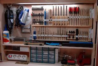 Muebles Para Herramientas Budm Muebles Para HerramientasMesas Y Armarios Para Optimizar El Trabajo