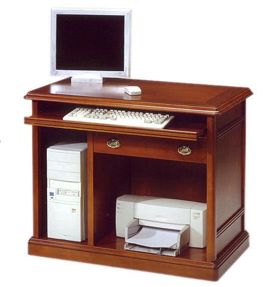 Muebles Para ordenador 3id6 Mueble De ordenador E Impresora Clà Sico En Portobellostreet