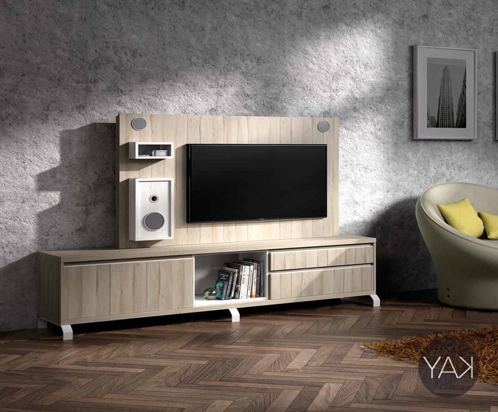 Muebles Para Tele Dwdk Paneles Tv Para orientar Nuestra Televisià N En El Salà N