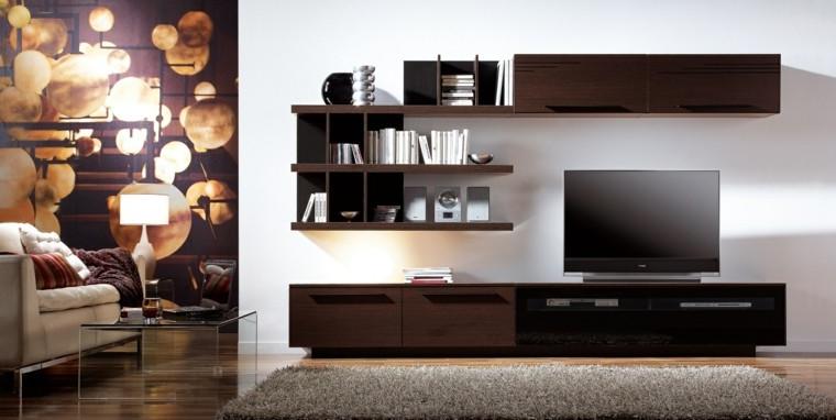 Muebles Para Tele Etdg Muebles Para Tv 50 Propuestas Creativas Y Modernas