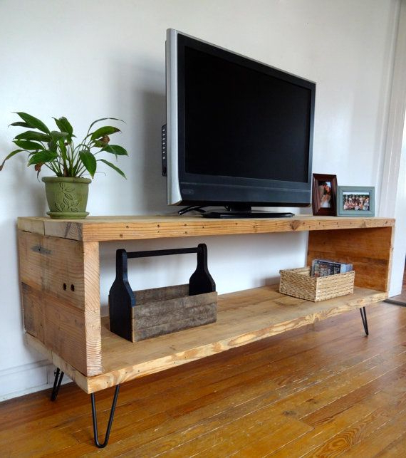 Muebles Para Tele Ffdn Reclaimed Wood Media Unit Tv Philipps Castle Pinterest Pino