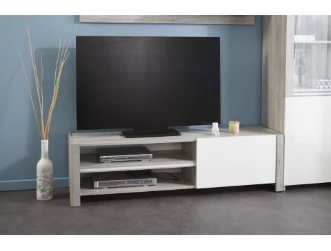 Muebles Para Tele Q5df Mueble De Tv En Madera Maciza De Haya Muebles De Melamina Y Madera