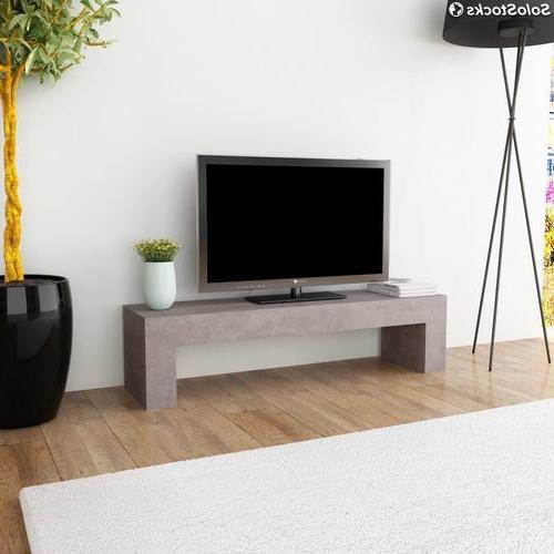 Muebles Para Tele Y7du Mueble Para Tv Con Apariencia De Hormigà N 120x30x30 Cm