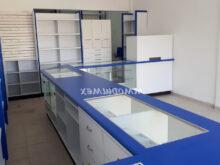 Muebles Para Tiendas Zwd9 Estanterà as Metà Licas Y De Madera Repisas Repisas