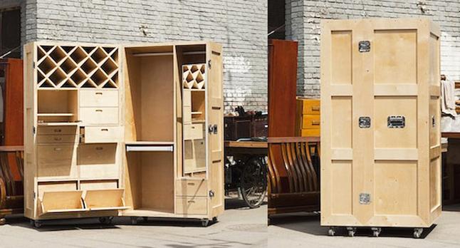 Muebles Plegables Etdg Muebles Plegables Para Espacios Pequeà Os Blog De Tudecora
