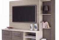 Muebles Rack Ipdd Rack Tv Mesa Led Lcd Mueble De Edor Modular Home theater En
