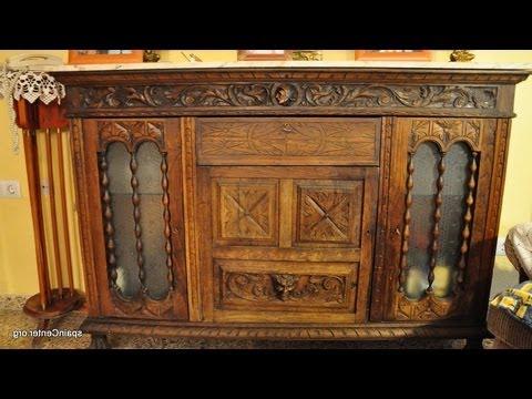 Muebles Rusticos Baratos Segunda Mano Wddj Venta De Mueble Antiguo Aparador De Segunda Mano Youtube