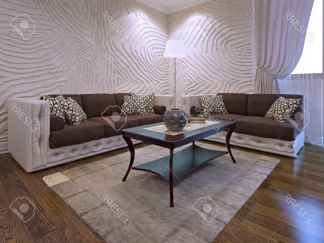 Muebles Sala De Estar Irdz Conjunto De Muebles De Sala De Estar Elegante Dos sofà S De Color