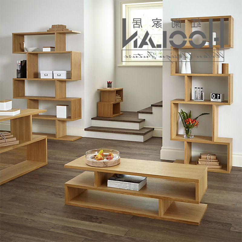 Muebles Sala De Estar Irdz nordic Americana Ikea Mesa De Centro De Madera Minimalista Moderna