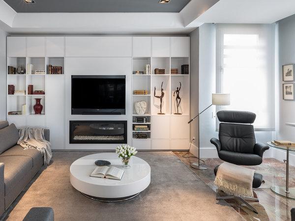Muebles Salon A Medida Zwdg Un Salà N Minimalista Un à Tico Minimalista Y Luminoso Nuevo Estilo