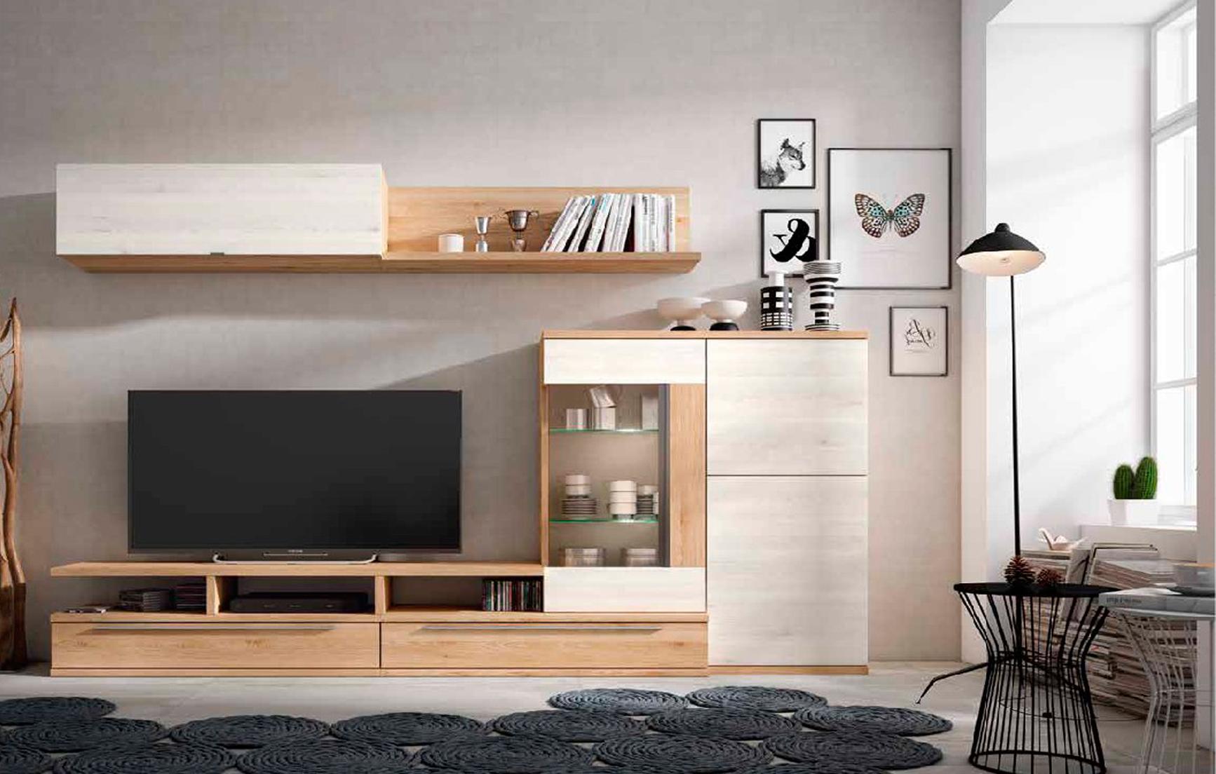 Muebles Salon Blanco Y Madera 3id6 Muebles Salon Modernos Baratos Para asturias Madera Y En Malaga