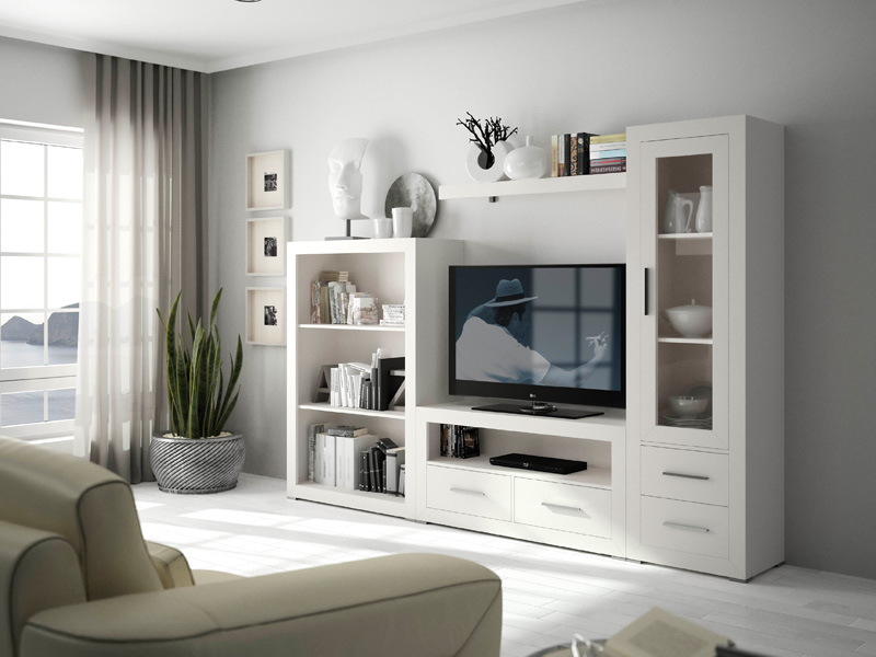 Muebles Salon Blanco Y Madera Thdr Muebles Salones Mueble De Salà N Menorca Muebles El Paraà so