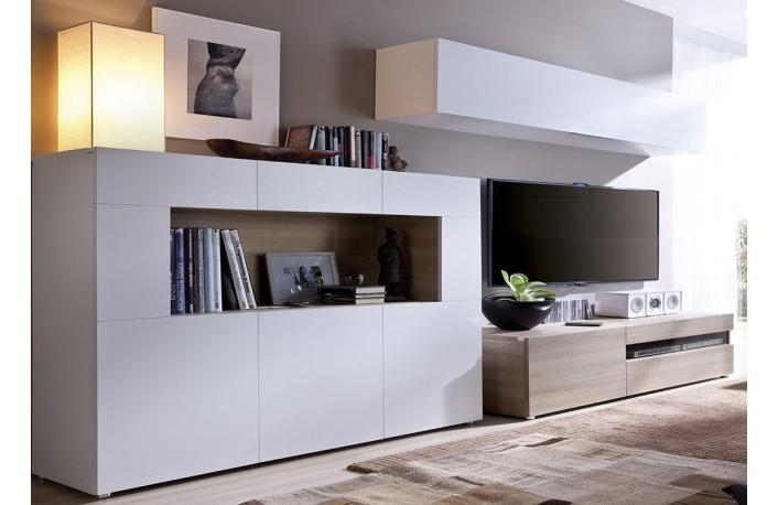 Muebles Salon Blanco Y Madera Wddj Madera Y Blanco Una Binacià N Mà Gica