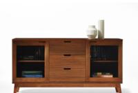 Muebles Salon El Corte Ingles Tldn Aparador De Madera Con 2 Puertas Vitrina Y 3 Cajones Kyle