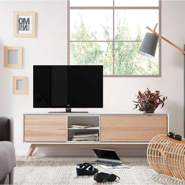 Muebles Salon Estilo nordico S1du Muebles De Salà N Muebles De Television De Estilo nordico Para El Salon