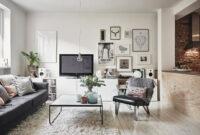 Muebles Salon Estilo nordico S1du Salones De Diseà O Estilo Nà Rdico Y Chic En 36 Fotos Bellas