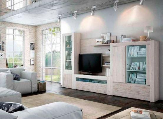 Muebles Salon Estilo nordico X8d1 Muebles Con Estilo NÃ Rdico Una Apuesta Segura
