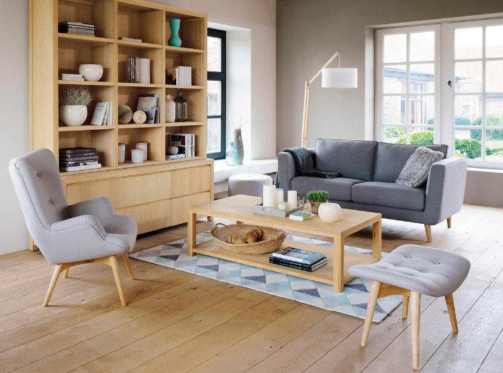 Muebles Salon Estilo nordico Zwdg Inspiracià N Para Un Salà N De Estilo Escandinavo Decoracià N Del Hogar