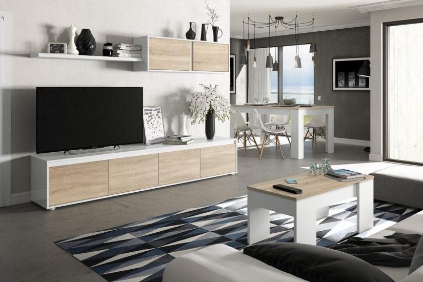 Muebles Salon Modernos Baratos 4pde Muebles De Salà N Baratos Muebles Modernos atrapamuebles