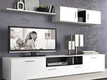 Muebles Salon Modernos Baratos Q5df Liquidatodo Muebles De Salon Modernos Color Blanco Grafito