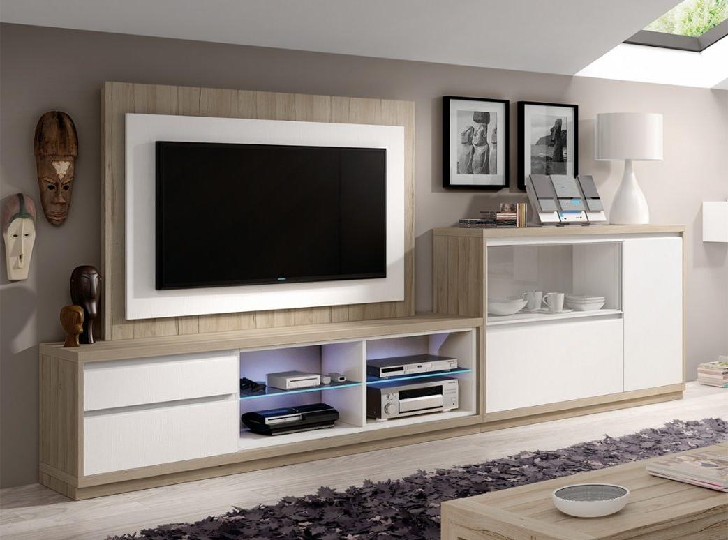 Muebles Salon Modernos Merkamueble T8dj Salones Modernos Modulares