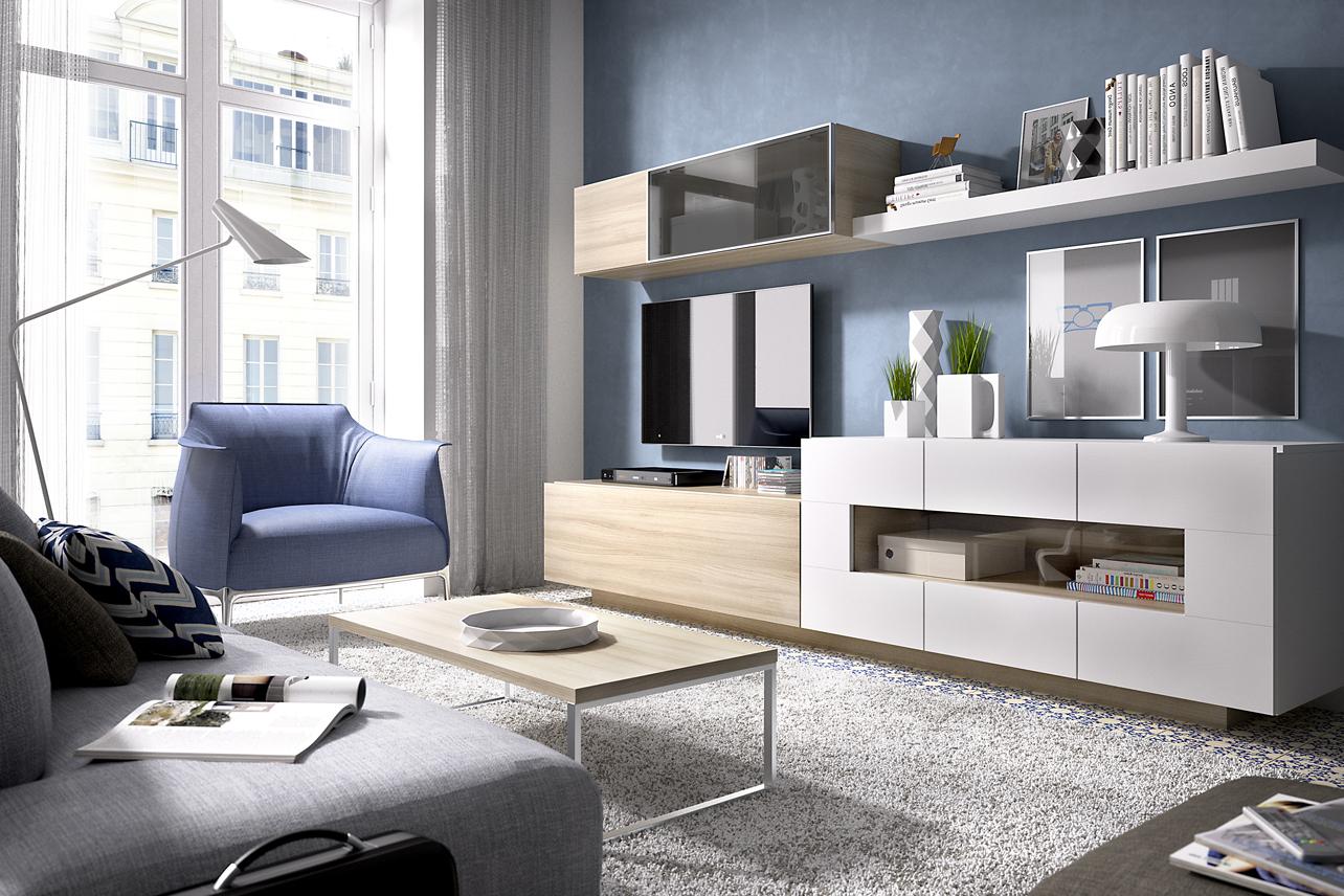 Muebles Salon Modernos Merkamueble T8dj Salones Modernos Modulares Merkamueble