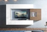 Muebles Salon Tldn Mueble De Salà N Blanco Future