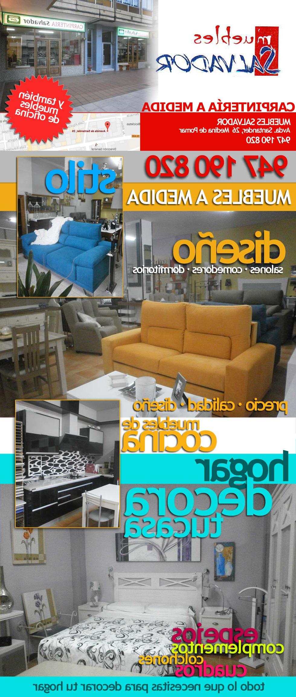 Muebles Salvador Txdf Muebles Salvador Avda Santander 26 Medina De Pomar