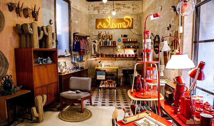 Muebles Segunda Mano Barcelona Bqdd Vintage Y Segunda Mano Tiendas Time Out Barcelona