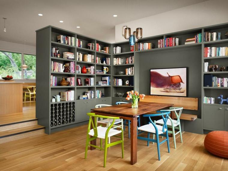 Muebles Separadores De Ambientes Ipdd Separador De Ambientes Ideas Para Interiores Y Exteriores