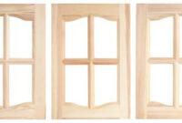 Muebles Sin Pintar Tqd3 Tres Puertas De Muebles Sin Pintar Està N Hechas De Un à Rbol Fotos
