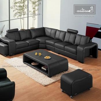 Muebles sofas Thdr sofà De Cuero sofà Moderno Muebles sofà Conjunto Con Hermosas Luces