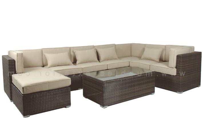 Muebles sofas X8d1 sofà Mueble De Jardin Modular Madri Pleto