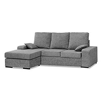 Muebles sofas Zwd9 Muebles Baratos sofa Con Chaise Longue 3 Plazas Subida A Domicilio