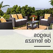 Muebles Terraza 4pde Muebles De Terraza Logra Un Estilo Incrà Ble sodimac