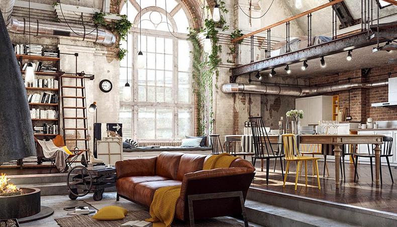 Muebles Tipo Industrial Fmdf Muebles Estilo Industrial Y Claves De Esta Tendencia Detailers