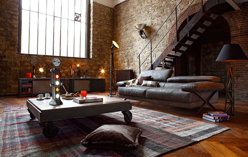 Muebles Tipo Industrial H9d9 Muebles Estilo Industrial Y Claves De Esta Tendencia Detailers