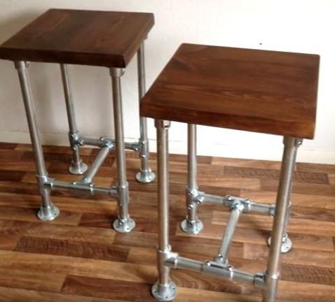 Muebles Tipo Industrial Thdr Muebles Estilo Industrial Vintage Bs 2 50 En Mercado Libre