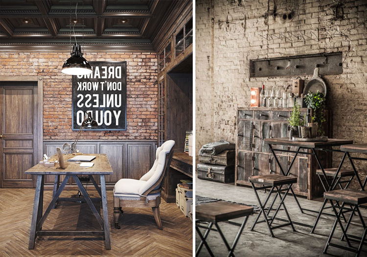 Muebles Tipo Industrial U3dh El Estilo Industrial En Los Muebles Y La Decoracià N De Interiores