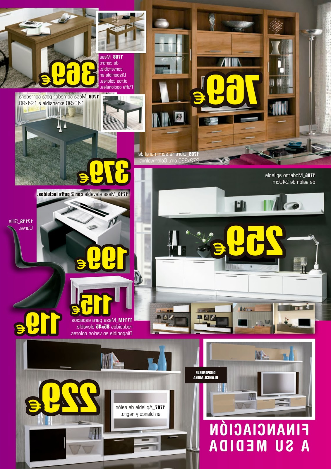 Muebles toscapino Ipdd Muebles toscapino Folletos