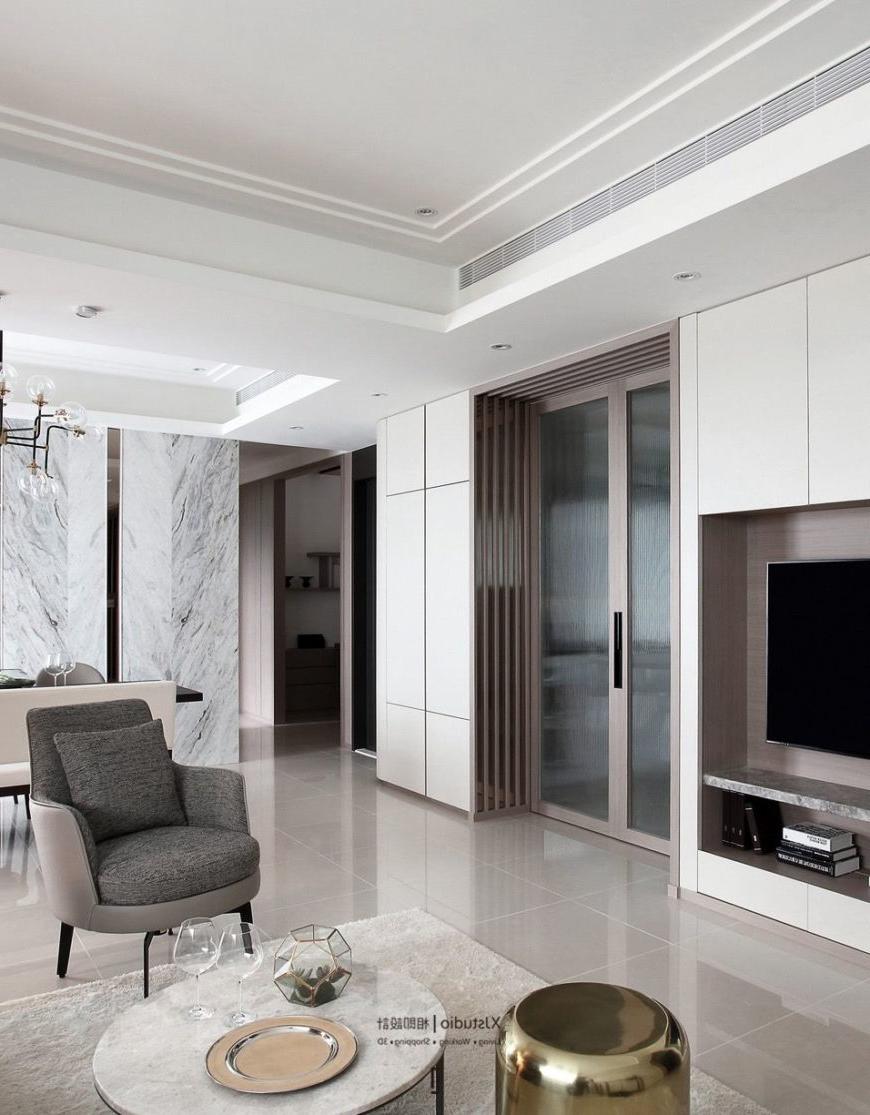 Muebles Tv Diseño Jxdu Sala De Estar Diseno Colores Salas Pequenas Beige O organizar Una