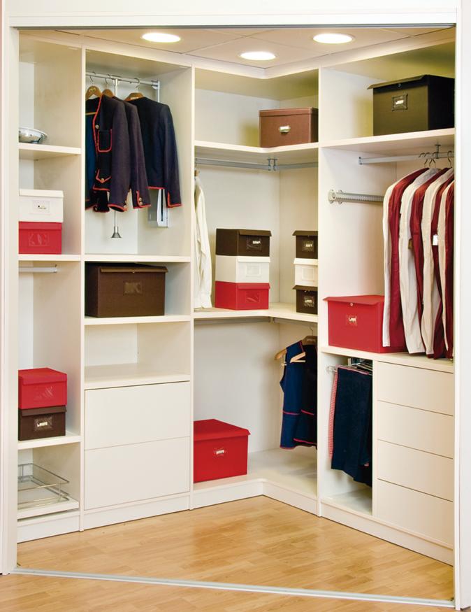 Muebles Vestidor T8dj Consejos útiles Para El Uso De Armarios Y Vestidores Muebles