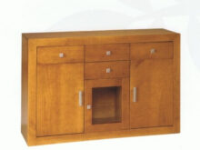 Mueblesbaratos Com Es Nkde Sideboard 3 Doors In solid Wood