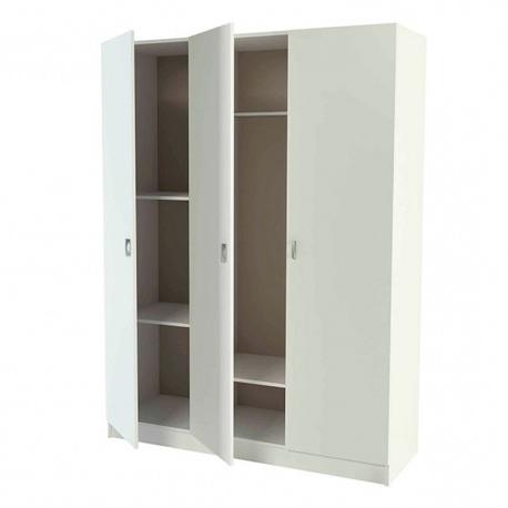 Mueblesbaratos Com Es Xtd6 Armario Blanco Tres Puertas