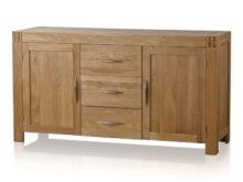 Oak Furniture Etdg Alto Natural solid Oak Large Sideboard Oak Furniture Land