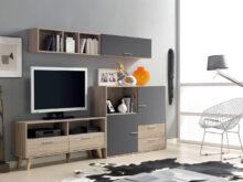 Ofertas De Muebles De Salon T8dj Modular Salà N Roble Pizarra nord Salà N Edor Moderno Online